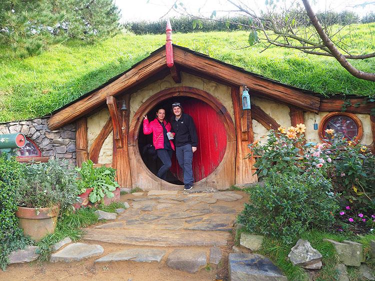 Visite de hobbiton