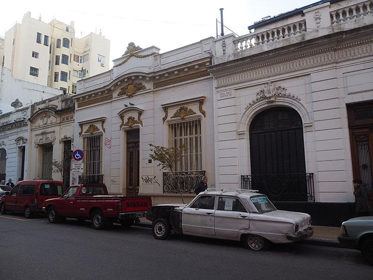 Année sympathique tour du monde Buenos Aires San Telmo