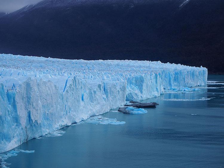 Glacier Perito Moreno El Calafate Tour du monde Année sympathique