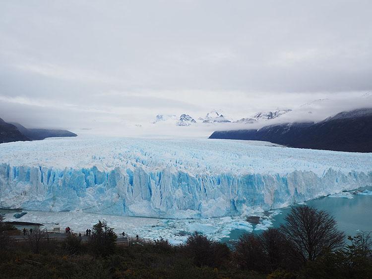 El Calafate Glacier Tour du monde Année Sympathique