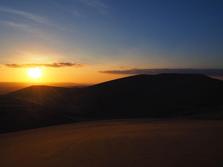 Huacachina Pérou Année Sympathique