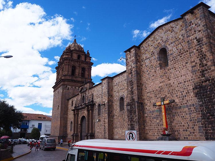 Plaza de Armas Cusco Pérou Année Sympathique