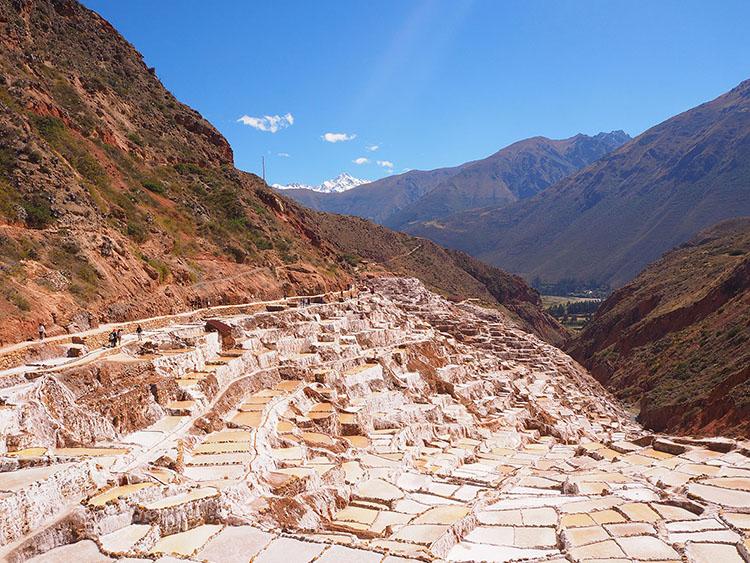 Salineras vallée sacrée des Incas Pérou Année Sympathique