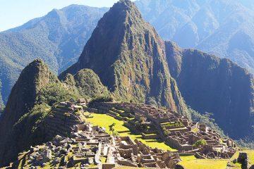 Perou Machu Picchu Année Sympathique